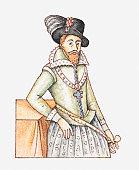 Illustration of James VI of Scotland