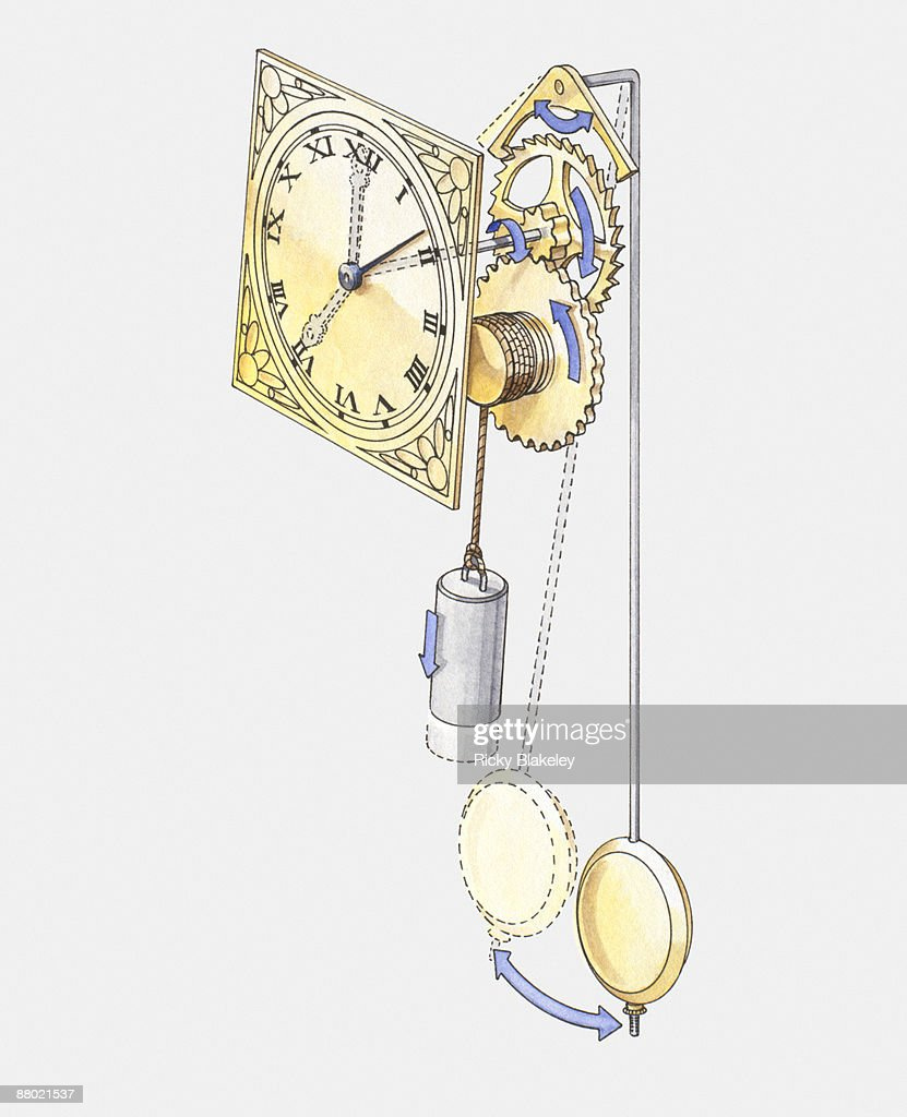how a pendulum works Pendulum readings are a familiar one and one you've seen many times in  movies in a scene right out of an old vintage film, a hypnotist directs.