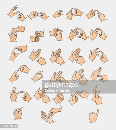 how to learn hand sign language