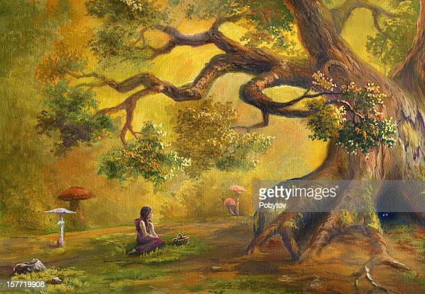 Forêt de fée