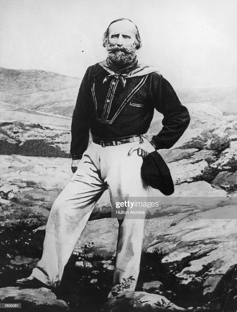 a biography of giuseppe garibaldi 19th century italian democratic patriot giuseppe garibaldi (1807-1882)  i  also found an index note to garibaldi in wsc's filial biography,.