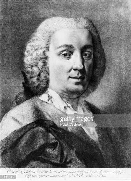Italian playwright Carlo Goldoni whose best known plays are 'La Locandier' and 'Le Baruffe Chiozzotte' He published his memoirs in 1787