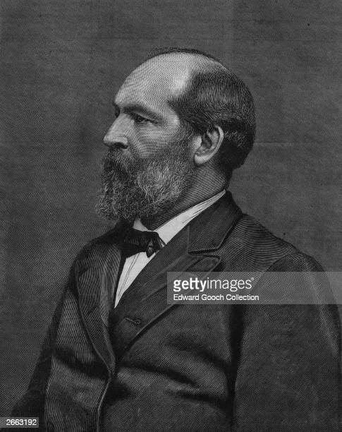 James Abram Garfield 20th President of the United States Following his support of civil service reform he was shot by Charles Guiteau a disappointed...