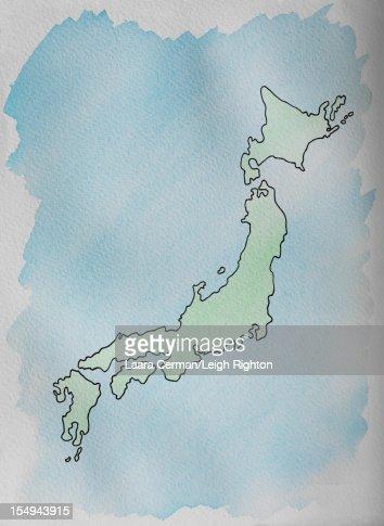 Japan : Stock Illustration