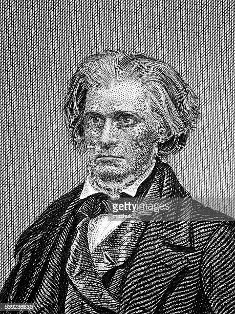 John Calhoun célèbre Homme politique américain