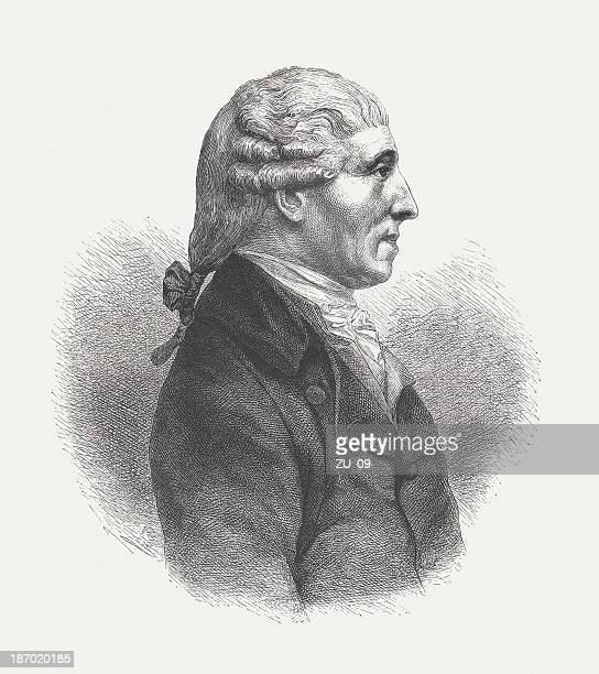 Joseph Haydn Stock Illustrations And Cartoons