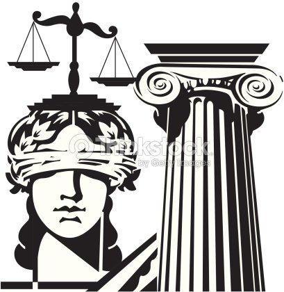 legal system justice symbols layered also available in color 014c9803 blind to