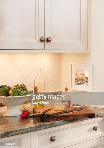 Kitchen : Stock Illustration