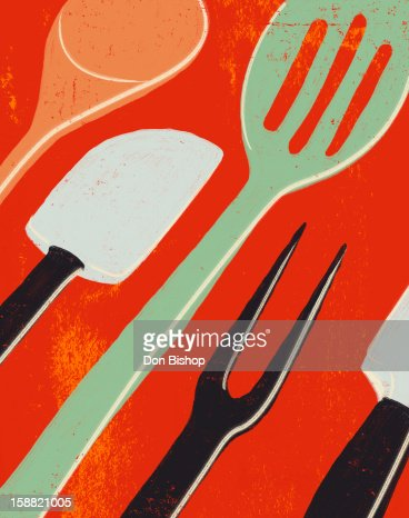 Kitchen Tools : Stock Illustration