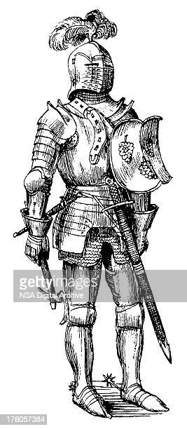 Knight | Antique Military Illustrations