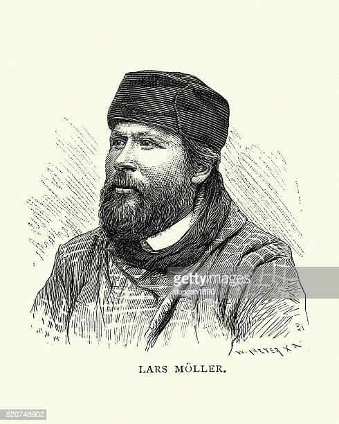 Lars Moller, 19th Century Eskimo printer and newspaper editor