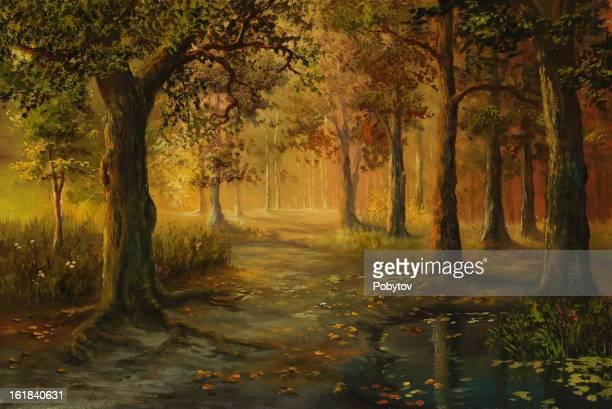 leafy grove