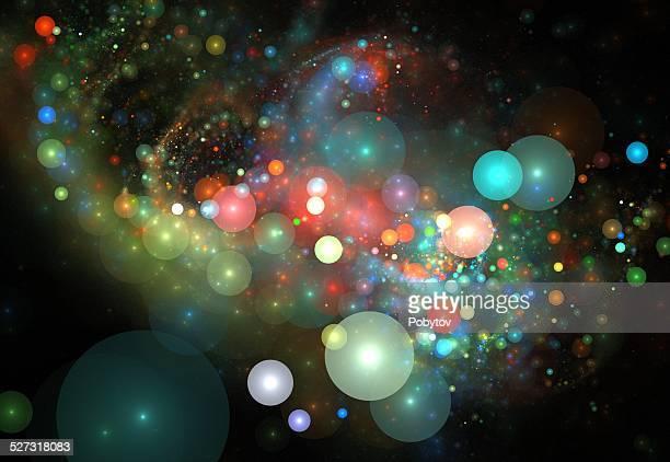 Light Celebratory Background