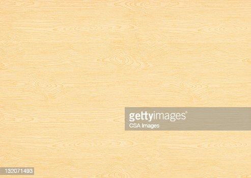 Light Colored Wood : Stock Illustration