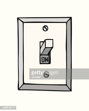 Light Switch Vector Art Thinkstock