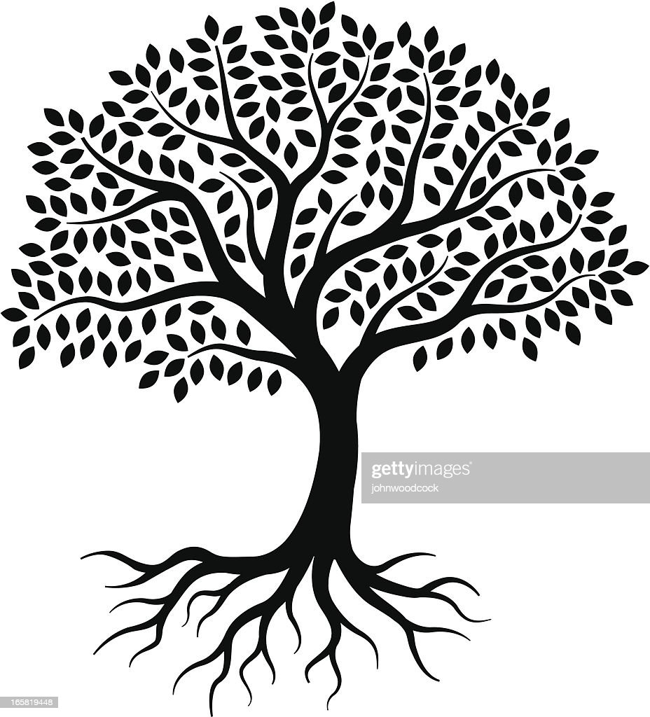Little tree : Vector Art
