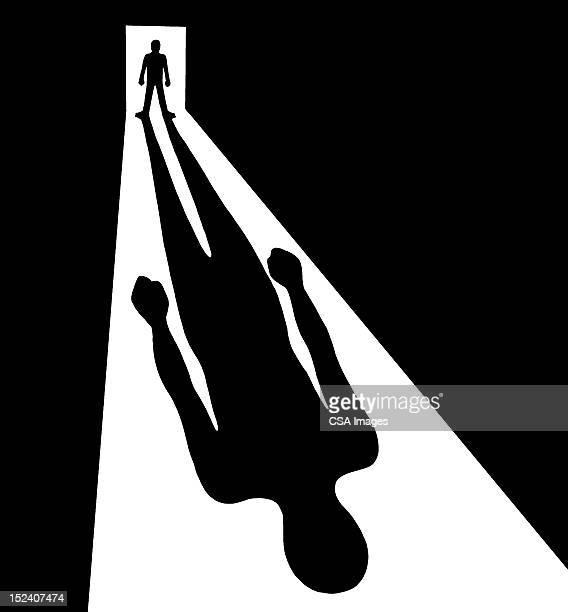Long Shadow of Man