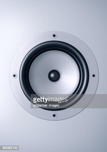 loudspeaker / speaker : Illustrationer