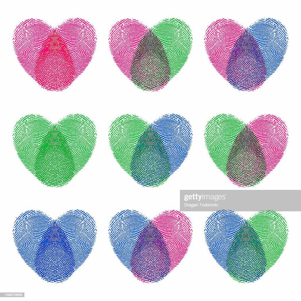 Love : Illustrationer