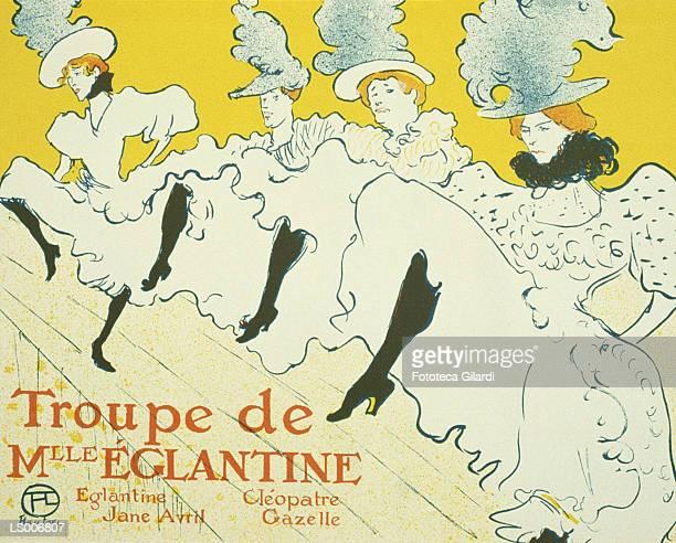 Mademoiselle Eglantines Company