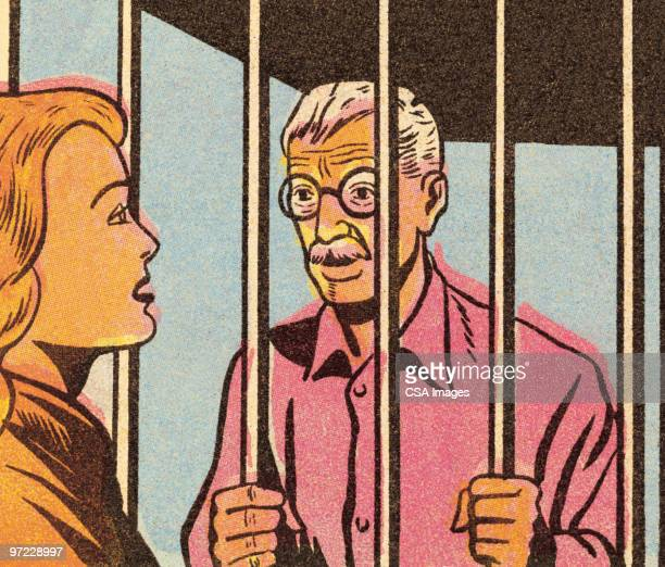 Prison Cell Stock Illustrations And Cartoons