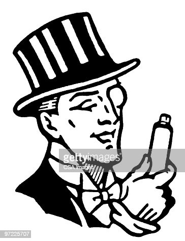 Man In Tuxedo Stock Illustration | Getty Images