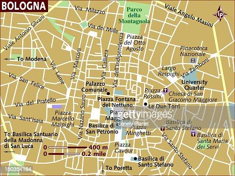 logopedisti bologna map - photo#22