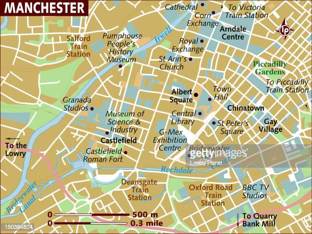 Manchester England Stock Illustrations And Cartoons