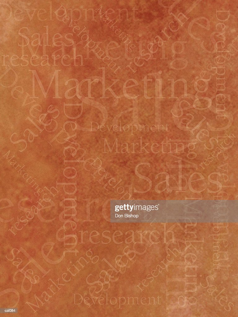 Marketing : Stock Illustration