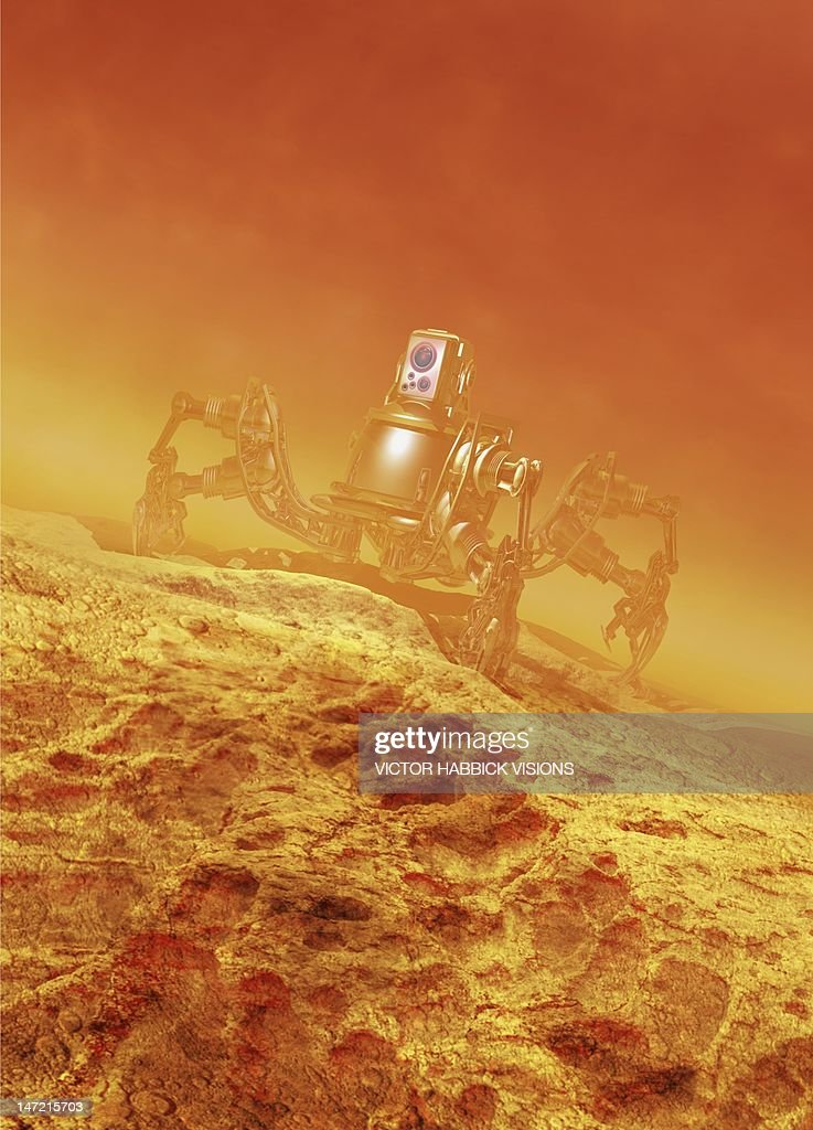 exploration of mars Mars geologists' work with robotic rovers should expand our definition of space exploration and challenge our assumptions about robots.