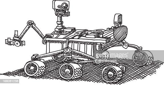 mars rover vector - photo #22
