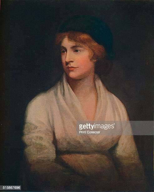 Mary Wollstonecraft' circa 1797 Mary Wollstonecraft 18th century English teacher writer and feminist A writer with radical political views on a range...