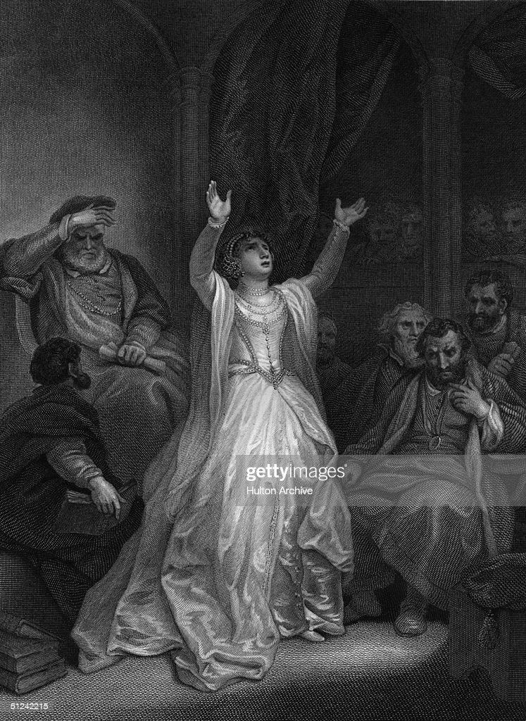 the death of anne boleyn Jane boleyn was anne boleyn  after her husband's death, jane boleyn retired  retrieved from  .