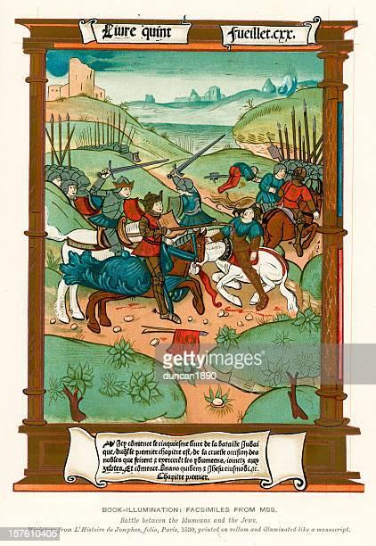 Medieval Illumination Battle