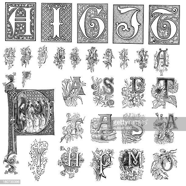 Illuminated Letter V Stock Photos And Pictures