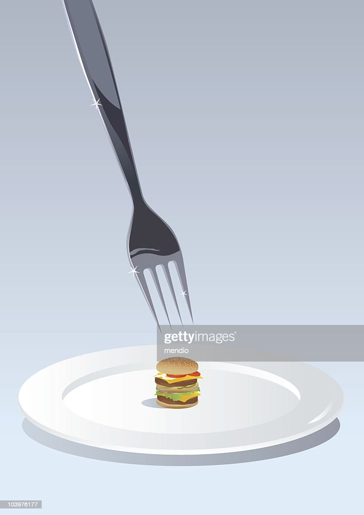 Molecular gastronomy : Vector Art