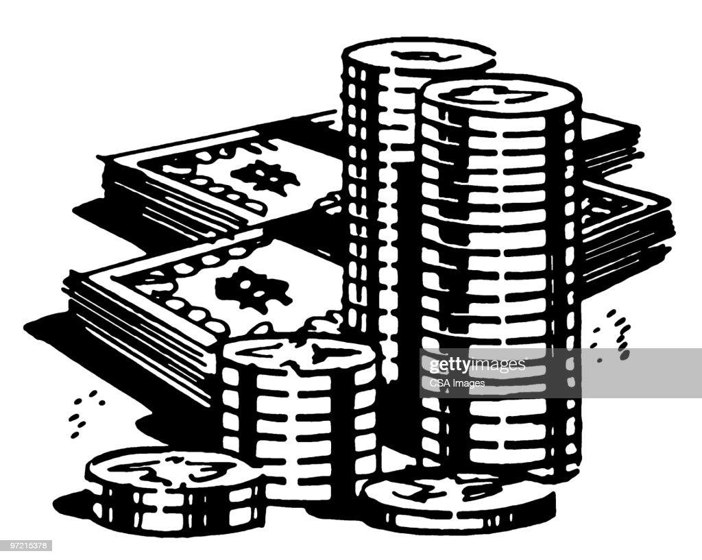 Money : Stock Illustration
