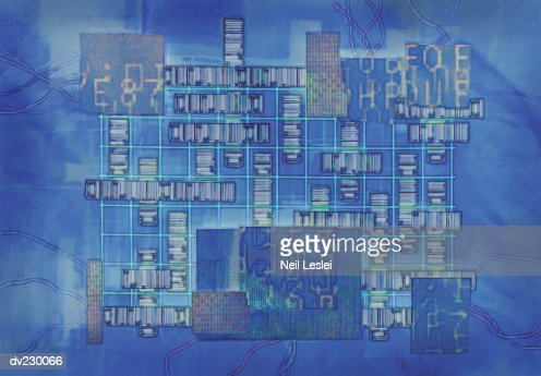 Network collage : Stock Illustration
