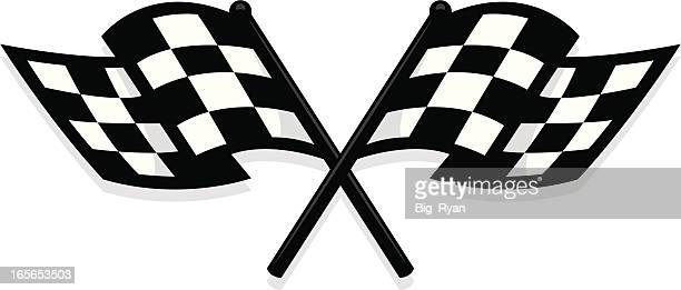 new checkered flag