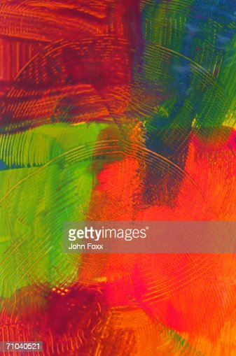 painted background : Ilustración de stock