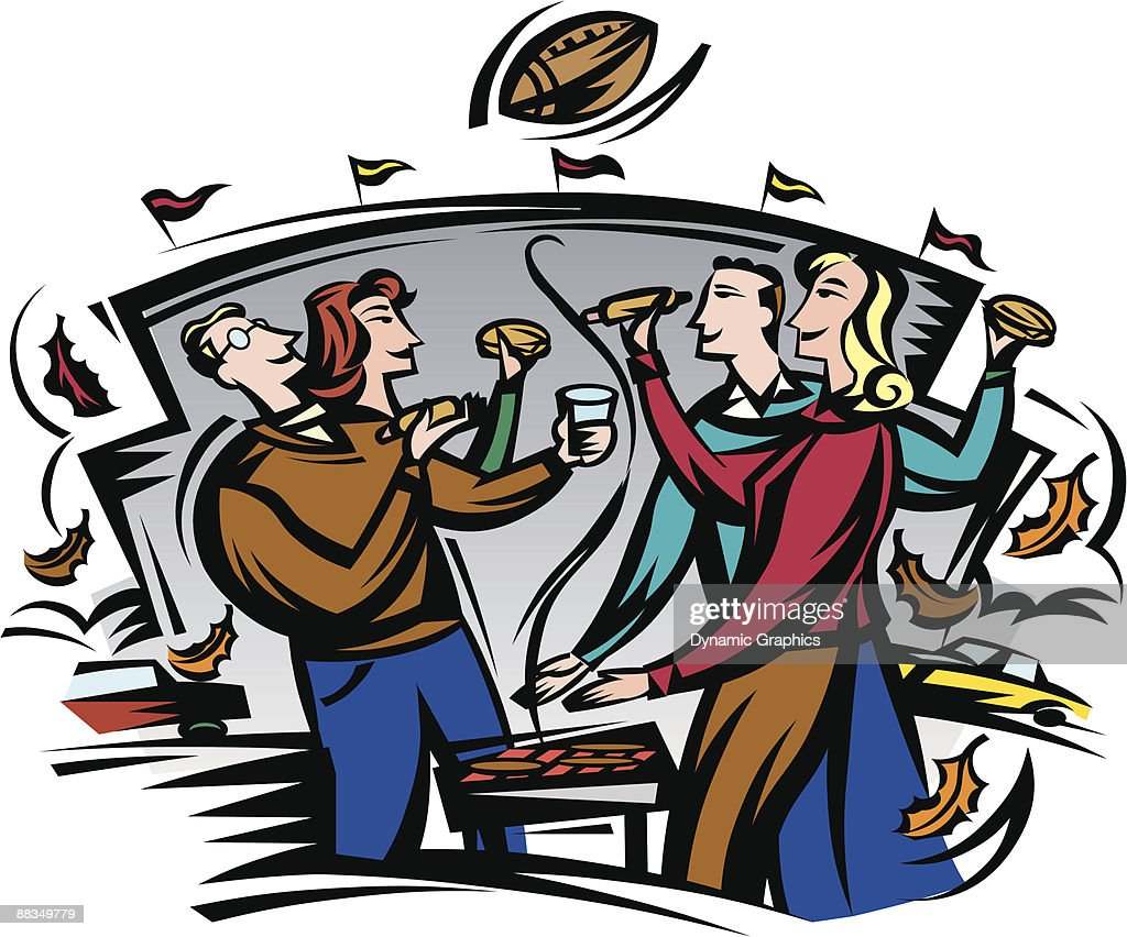 football tailgating clip art alternative clipart design u2022 rh extravector today clipart tailgate party clipart tailgate pictures