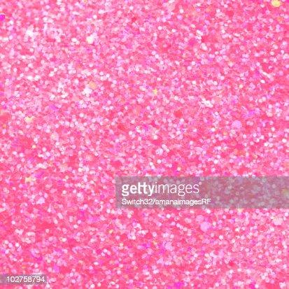Pink sequins : Stock Illustration