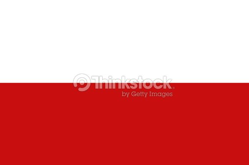 poland national flag 3d illustration symbol stock illustration