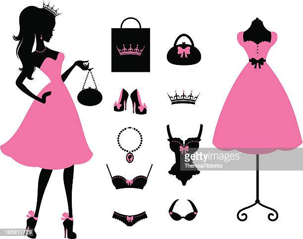 Princess fashion