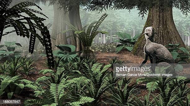 Cretaceous Stock Illustrations and Cartoons | Getty Images