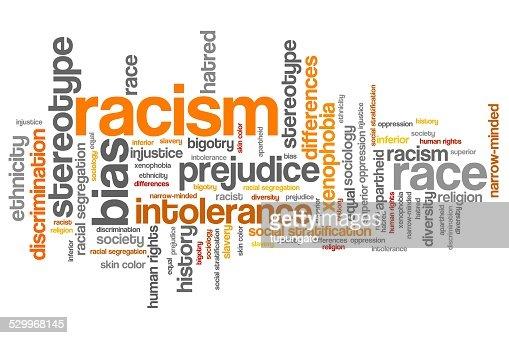 Racism : Stock Illustration