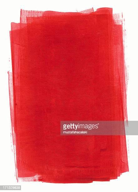 Papier peint rouge