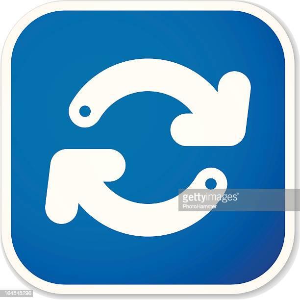 refresh sq sticker