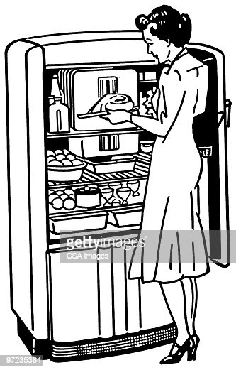 refrigerator clipart black and white. keywords. adult · adults only black and white refrigerator clipart n