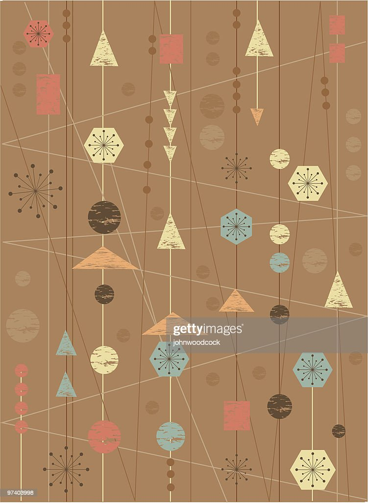 Retro pattern : Vector Art